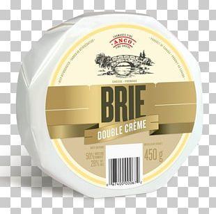 Milk Cream Cheese Camembert Brie PNG