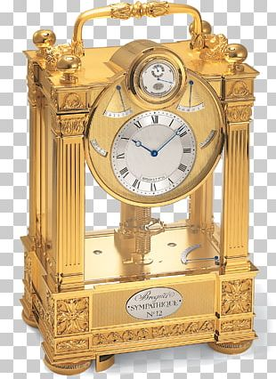 Pendule Sympathique Clock Watch Movement PNG