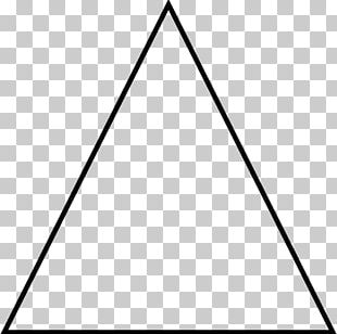 Equilateral Triangle Equilateral Polygon Regular Polygon Shape PNG
