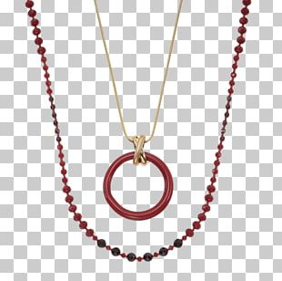 Necklace Ball Chain Gold Dog Tag PNG