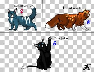 Cat Dog Horse Mammal Illustration PNG