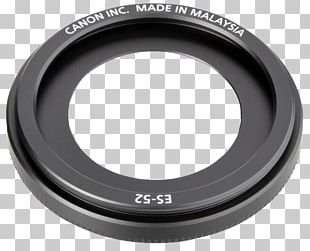 Camera Lens Canon EF Lens Mount Lens Cover Canon EF 50mm 1.8 II PNG