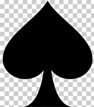 Playing Card Suit Ace Of Spades Card Game PNG