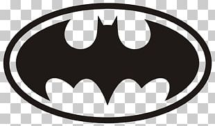Batman Logo Superhero PNG