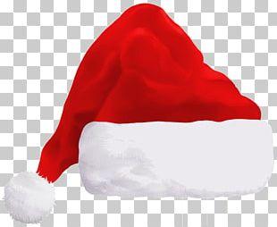 Santa Claus Santa Suit Christmas Hat PNG