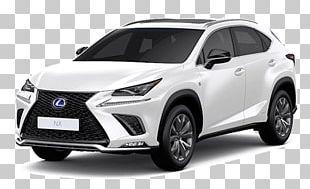 2018 Lexus NX 300 F Sport Car Sport Utility Vehicle Front-wheel Drive PNG