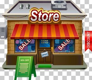 Grocery Store Retail Free Content PNG