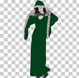 Robe Middle Ages Costume Clothing Dress PNG