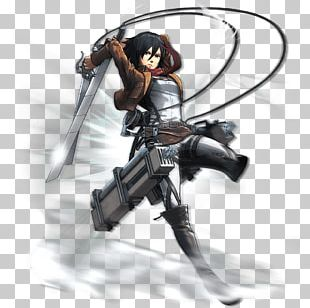 A.O.T.: Wings Of Freedom Mikasa Ackerman Attack On Titan 2 Art PNG