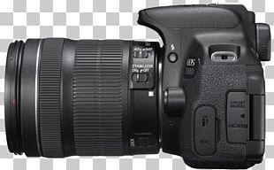 Canon EOS 700D Canon EF-S 18–55mm Lens Canon EF-S 18–135mm Lens Digital SLR PNG