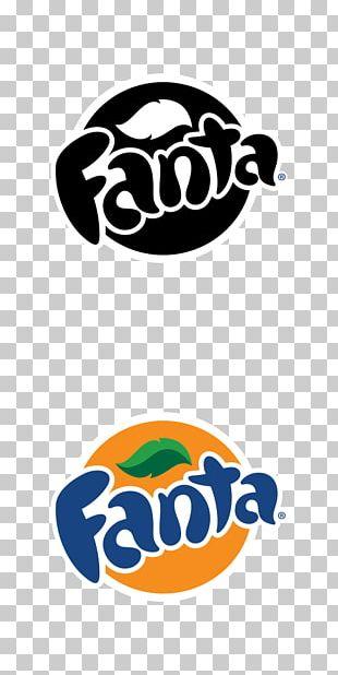 Fanta Logo Fizzy Drinks Coca-Cola Brand PNG