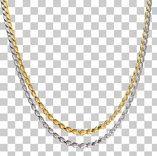 Rope Chain Necklace Figaro Chain Jewellery Chain PNG