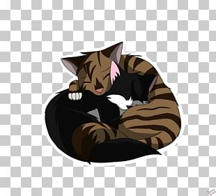 Whiskers Cat Paw PNG