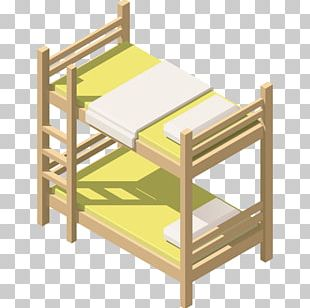 Bed Frame Table Bunk Bed Bedding PNG