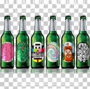 Beer Bottle Beck's Brewery Artist Drink PNG