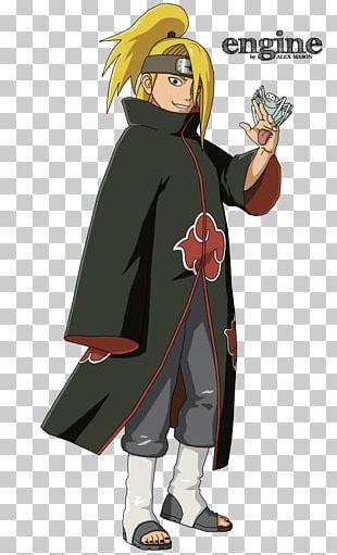 Naruto Shippuden: Ultimate Ninja Storm 2 Deidara Naruto Uzumaki Naruto: Ultimate Ninja Storm Obito Uchiha PNG