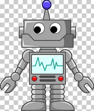 Robot Cartoon Android PNG