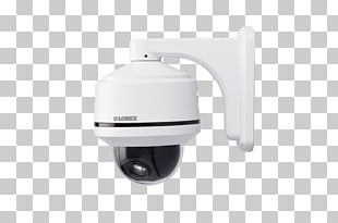 Lorex LZC7091B Closed-circuit Television Product Design Pan–tilt–zoom Camera Security PNG