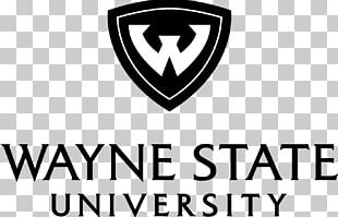 Logo Wayne State Font University Brand PNG