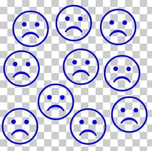 Sadness Smiley PNG