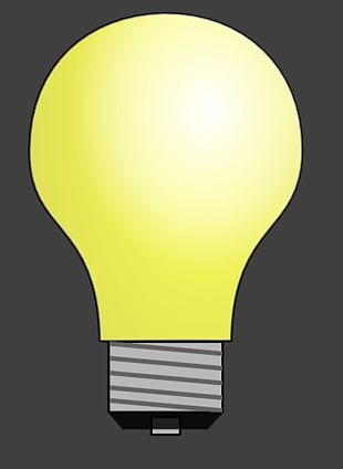 Incandescent Light Bulb Electric Light Electricity PNG