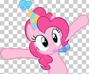 My Little Pony: Pinkie Pies Party Rainbow Dash Rarity Twilight Sparkle PNG