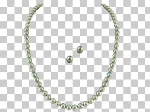 Necklace Jewellery Gold Earring Pearl PNG