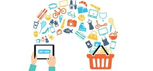 Online Shopping Retail Grocery Store E-commerce PNG
