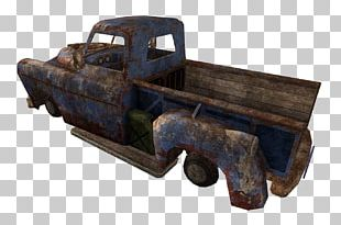 Fallout: New Vegas Pickup Truck Car Fallout 4 Vehicle PNG