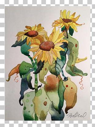 Floral Design Watercolor Painting Botanical Illustration Still Life PNG