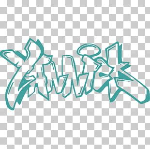 Graffiti Tag Sticker Mural Illustration PNG