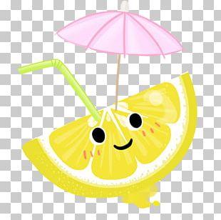 Juice Lemon Cartoon PNG