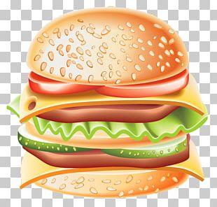 Whopper Fast Food Hamburger Cheeseburger Hot Dog PNG