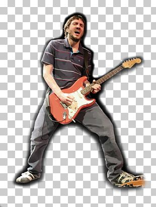 Bass Guitar Electric Guitar Red Hot Chili Peppers Microphone PNG