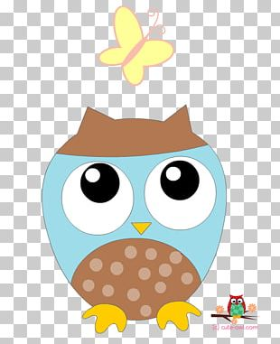 Owl Wall Decal Sticker Paper PNG