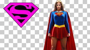Supergirl Superman Superhero DC Comics Comic Book PNG