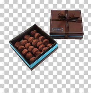 Chocolate Truffle Mariebelle Praline Ice Cream PNG