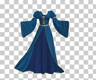 Designer Clothing Dress Pattern PNG
