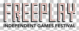 Freeplay Independent Games Festival Video Game Indie Game PNG