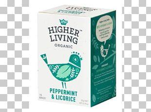 Green Tea Tea Bag Peppermint Masala Chai PNG