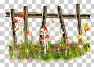 Picket Fence Garden Portable Network Graphics PNG