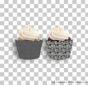 Buttercream Cupcake Flavor Whipped Cream PNG