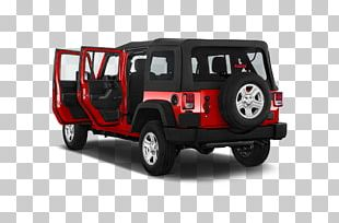 Jeep Wrangler Unlimited Car Sport Utility Vehicle Chrysler PNG