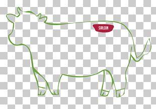 Cattle T-bone Steak Beef Tenderloin Meat Sirloin Steak PNG