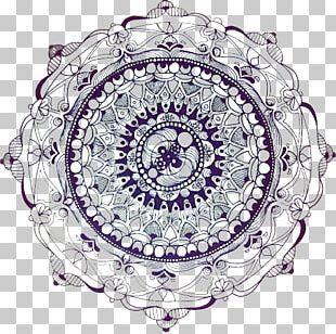 Mandala Drawing Mehndi PNG