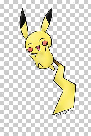 Pikachu Pokémon Yellow Évolution Des Pokémon PNG