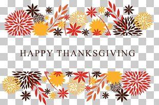 Thanksgiving Holiday Wish Desktop PNG