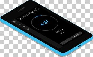 Mobile Phones Pomodoro Technique Electronics Portable Communications Device PNG