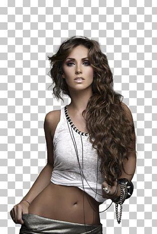 Anahí Female Mía Colucci Model Long Hair PNG