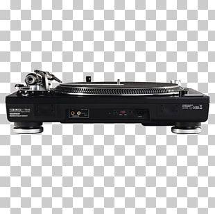 Direct-drive Turntable Disc Jockey Phonograph Record Gramophone PNG